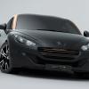 Peugeot rcz-r 2012