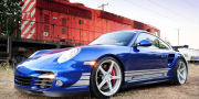 Porsche 911 awe tuning 650s turbo 997 2009