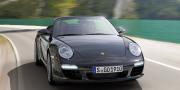 Porsche 911 cabriolet black edition 997 2011