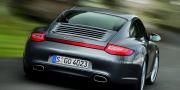 Porsche 911 carrera 4 coupe 2008