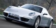 Porsche 911 carrera 4 coupe 991 2012