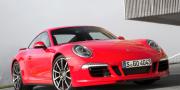 Porsche 911 carrera-4s aerokit cup 2012