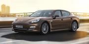 Porsche panamera platinum edition 2012