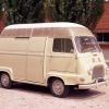 Renault estafette van high roof 1959-80