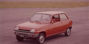 Renault r5 1971