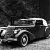 Renault suprastella cabriolet 1938-40