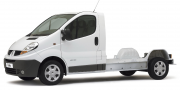 Renault trafic chassis 2006-10