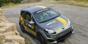Renault twingo rs rally car 2009