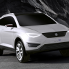 Seat ibx crossover concept 2011