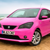 Seat mii miinx uk 2012