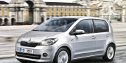 Skoda citigo 5-door 2012