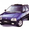 Skoda forman 1991-95