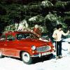 Skoda octavia 1959-64