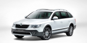 Skoda superb combi outdoor 2012
