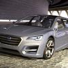 Subaru advanced tourer concept 2011
