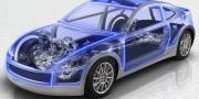 Subaru boxer sports car architecture 2011