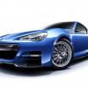 Subaru brz concept sti 2011
