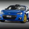 Subaru brz project car possum bourne motorsport 2012