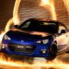 Subaru brz sport kit australia 2012
