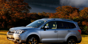 Subaru forester xt japan 2012