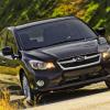 Subaru impreza sedan 2011
