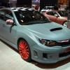 Subaru impreza wrx sti essen motor show 2012