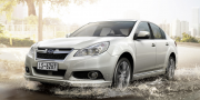 Subaru legacy china 2012