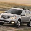 Subaru outback 2.5i usa 2012