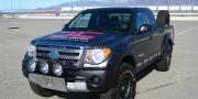 Suzuki equator by icon vehicle dynamics 2009