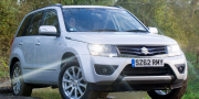 Suzuki grand vitara 5-door uk 2012