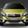 Suzuki s-cross concept 2012
