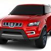 Suzuki xa alpha concept 2012