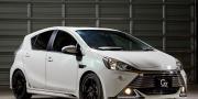 Toyota aqua g sports concept 2013