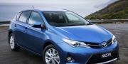 Toyota corolla ascent sport 2012