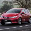 Toyota corolla levin sx 2012