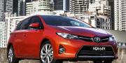Toyota corolla levin zr 2012