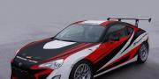 Toyota gt-86 gazoo racing team nurburgring 2012