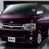 Toyota regius ace super gl prime selection 2012