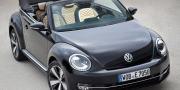 Volkswagen beetle cabrio exclusive 2012
