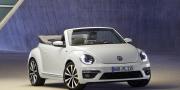 Volkswagen beetle cabrio r-line 2012