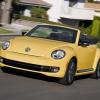 Volkswagen beetle cabriolet 2013
