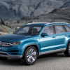 Volkswagen crossblue concept 2013
