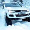 Volkswagen snowareg 2012