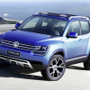 Volkswagen taigun concept 2012