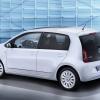 Volkswagen up 5 door white 2012