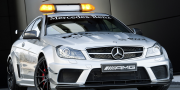 AMG c63 black series coupe dtm safety car 2012