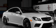 AMG mercedes c63 black series coupe usa 2012