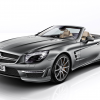 AMG mercedes sl65 45th anniversary r231 2012
