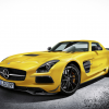 AMG mercedes sls 63 black series 2013