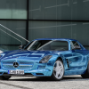 AMG mercedes sls electric drive c197 2013